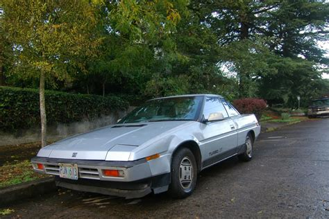 Subaru Xt Coupe by 1990 Subaru Xt Coupe Pictures Information And Specs
