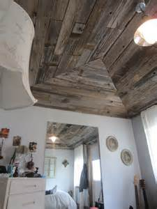 Plank Board Ceiling Relaxshacks Barn Board And Fence Lumber Rustic