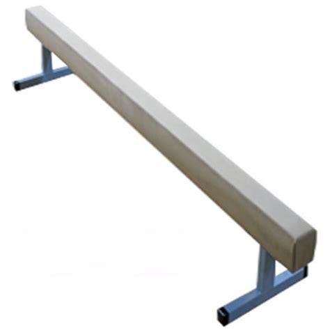 the beam store 8 suede balance beam 12 inch high