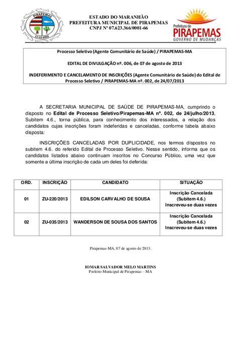 convocado do concurso de agente de sade de ananindeua 2016 convocado do concurso de agente de sade de ananindeua 2016