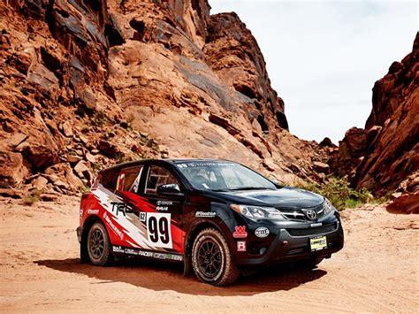 Toyota Rav4 Bakal Ikuti Rally Amerika Mobil123 Com