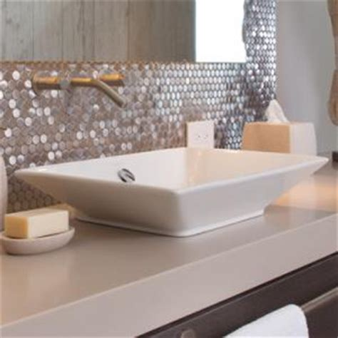 above the counter bathroom sinks reve vessel above counter bathroom sink the new american home 2016