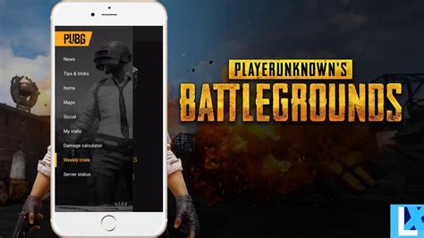 pubg app pubg companion app review and tutorial by liquidxfusion