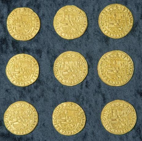 cadenas de oro raras el tesoro espa 241 ol de florida vuelve a relucir encuentran