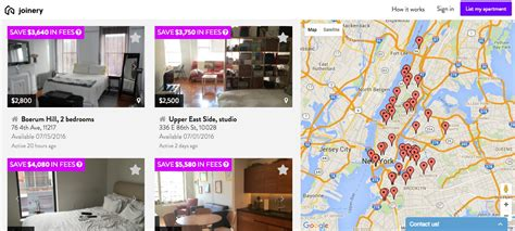 The 12 Best Websites and Resources for No Fee NYC Rentals