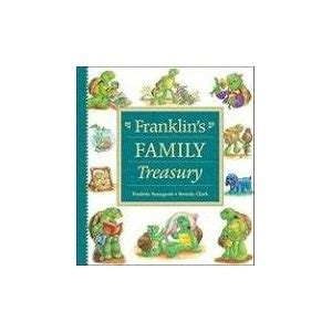 critter s family treasury books 17 best images about franklin the turtle books on