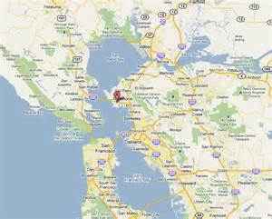 bay area map images