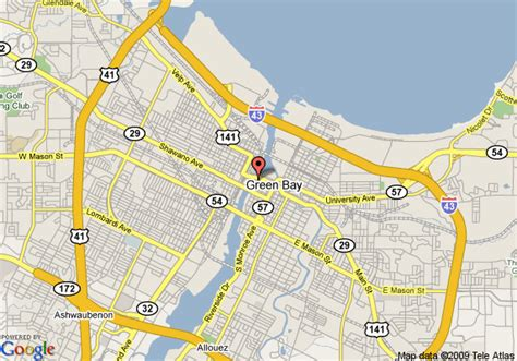 green bay map green bay days inn downtown green bay deals see hotel photos attractions near green bay