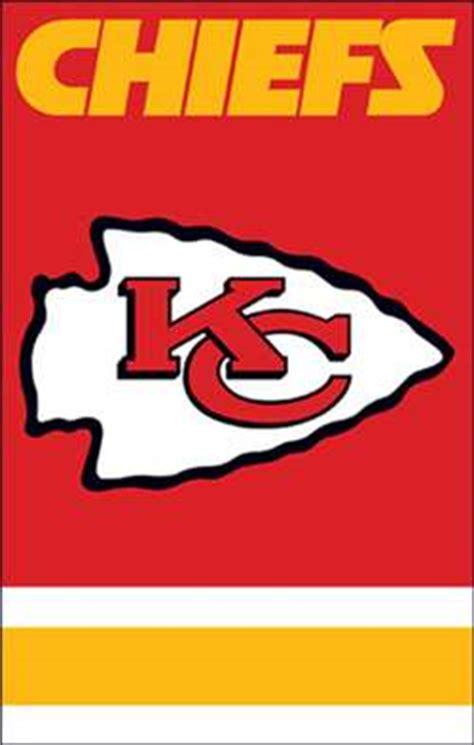 Matmates Doormats Kansas City Chiefs Football Flag