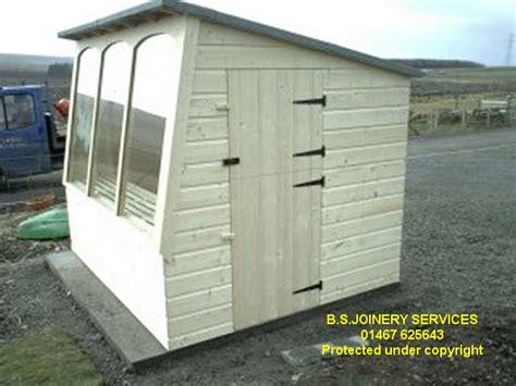 Potting Sheds Scotland by Garden Sheds Kennels Potting Shed Timber Garages