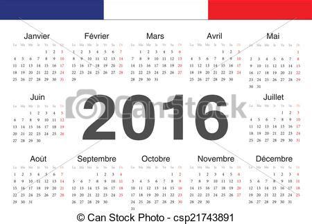 Calendrier Xtra 2016 Vecteurs Eps De Vecto Calendrier 2016 Rcircle Francais