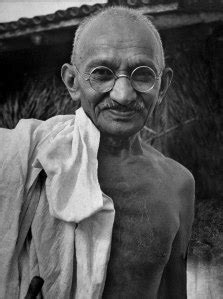 biography of mahatma gandhi in 300 words birthing gandhi in our youth the herald