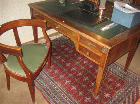 cr馥r un bureau ensemble de mobilier de style empire bureau plat et un