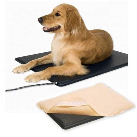 Heated Pet Mat by Lectro Kennel Heated Pet Mat