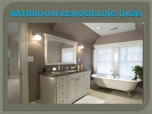 bathroom improvements ideas bathroom remodeling ideas