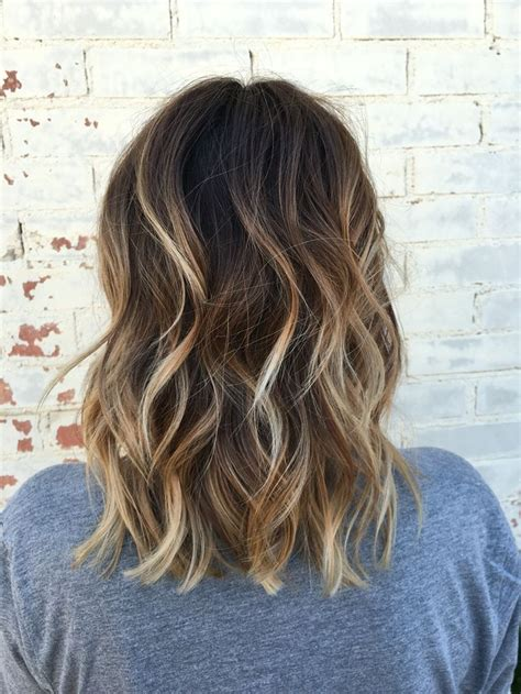 does hair look like ombre when highlights growing out best 25 highlights short hair ideas on pinterest