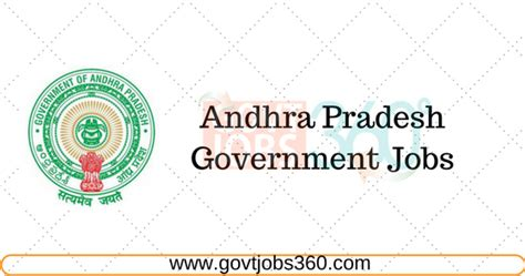 Andhra Pradesh Government For Mba by Andhra Pradesh Government Ap Employment News