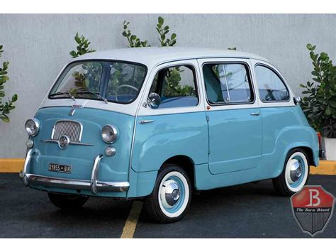 fiat multipla for sale 1962 fiat multipla for sale classiccars com cc 950264