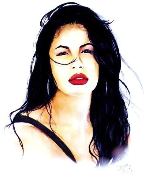 Selena Q Drawing by 56 Best Selena Quintanilla Of Tejano Images On