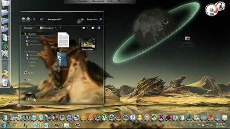 imagenes en 3d para windows 8 1 como poner fondos de escritorio con movimiento 3d youtube