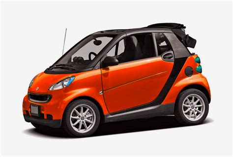 subcompact cars mercedes smart