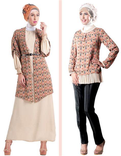 Baju Batik Muslim Modern contoh baju muslim batik modern danitailor