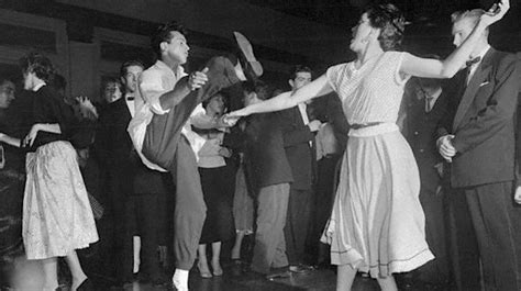 swing kids dance how jazz loving teenagers the swingjugend fought the