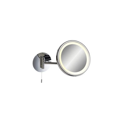 bathroom magnifying mirrors 6121 splash low energy bathroom illuminated magnifying mirror lighting from the home lighting