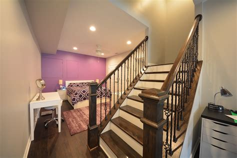 stair railing ideas basement stairs and railings ideas basement masters