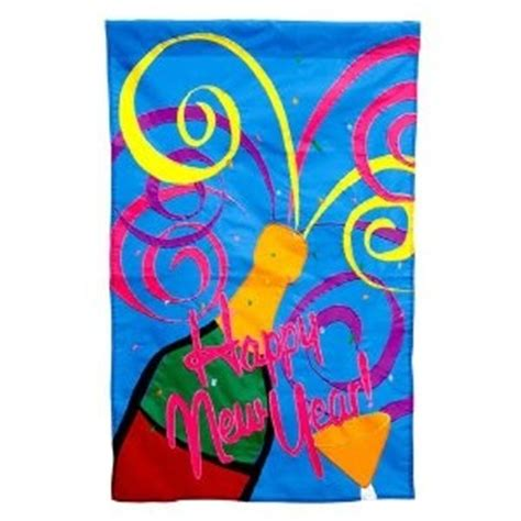 new year flag 10 best ideas about happy new year garden flag on