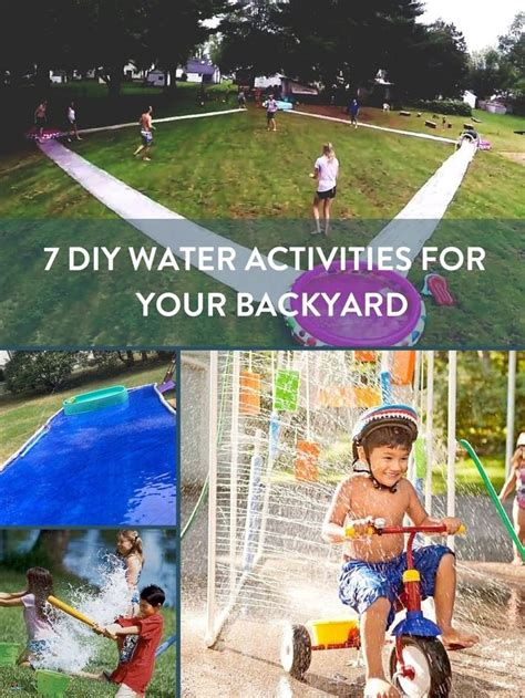 25 Best Ideas About Outdoor Water Activities On Pinterest