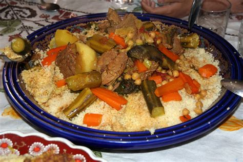 la cuisine traditionnelle couscous tunisien facile cuisiner casher