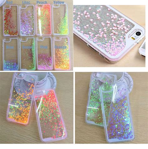 Silicon Casing Softcase Disney Samsung Note Edge 1 glitter hearts bling liquid holographic