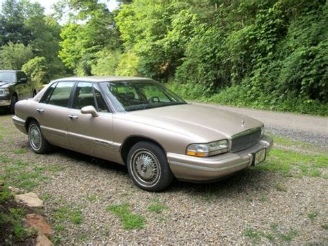 1995 buick park avenue 4dr sedan in tacoma wa midland motors llc purchase used 1995 buick park avenue base sedan 4 door 3 8l loaded with all options in