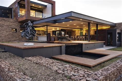 boz by nico van der meulen architects house boz a luxurious modern residence in south africa