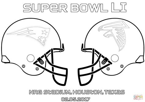 super bowl li new england patriots vs atlanta falcons