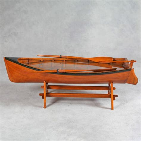 Boat Coffee Table Boat Coffee Tables Wooden Boat Coffee Table For Sale At 1stdibs Wooden Boat Coffee Table At
