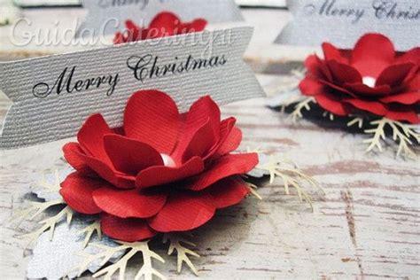 decorazioni natalizie per la tavola fai da te segnaposto originali fai da te per la tavola di natale