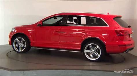 Audi Q7 Rot cx62gyp audi q7 tdi quattro s line plus 2012