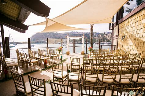 Dana Point Yacht Club Wedding   Ashley & David