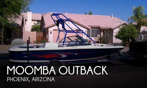 boat motors phoenix arizona for sale used 2000 moomba outback in phoenix arizona