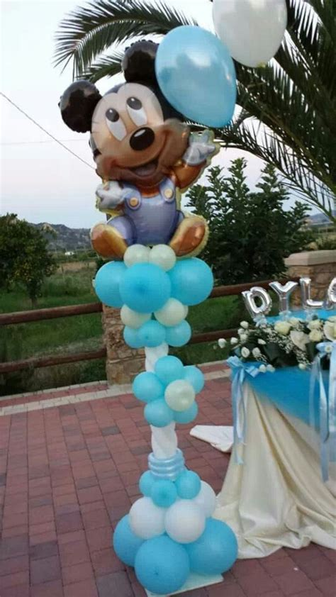 Baby Shower Decorations Mickey Mouse by 67 Best Mickey Mouse Balloon Decoration Ideas Images On Balloon