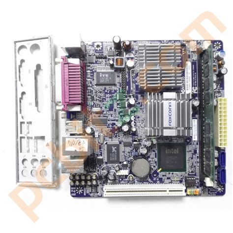 Ram Cpu 1gb foxconn 45cs mini itx motherboard intel atom 230 1 6ghz cpu 1gb ram with bp ebay