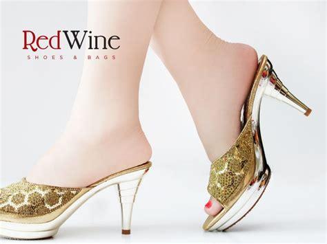 Shh186 Black Sepatu Pesta Elegan 9cm 538 best sandal sepatu wedges high heel pesta redwine by mylovelyboutique images on