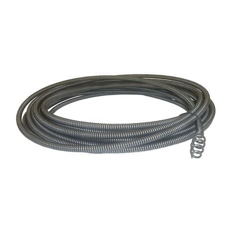 RIDGID Replacement Cable Plumbing Snake Auger Drain Clog Cleaner 1/4 in x 30 ft 95691348937   eBay