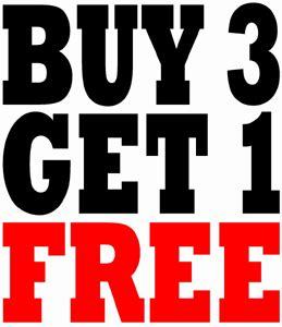 Toyota Buy Three Get One Free Last Day To Save 187 Crossfit Bgi