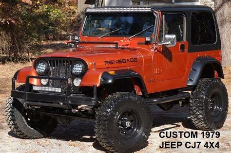 chevy jeep 2016 1979 jeep cj dana 44 chevy v8 for sale