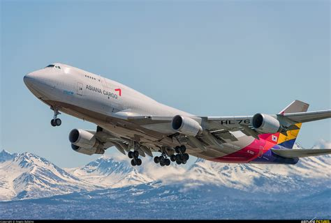 hl asiana cargo boeing    anchorage ted