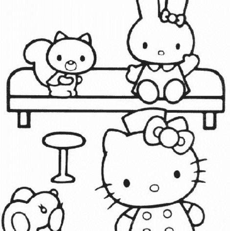 hello kitty dancing coloring pages hello kitty dancing 1 coloring page free coloring pages