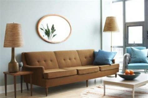 mid century moderne wohnzimmer wohnzimmergestaltung ideen im retro stil